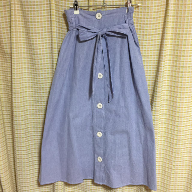 しまむら(シマムラ)のしまむら   ストライプスカート レディースのスカート(ロングスカート)の商品写真