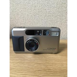 キョウセラ(京セラ)のコンタックス T2(フィルムカメラ)