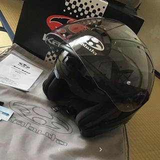 オージーケー(OGK)の【激安👍‼️】オージーケー  カブトASAGI   サイズL(ヘルメット/シールド)