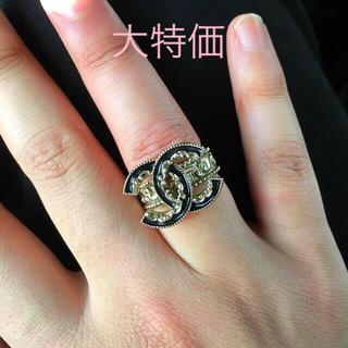 シャネル(CHANEL)の付属品全完備 神戸大丸CHANEL購入 リング 指輪(リング(指輪))