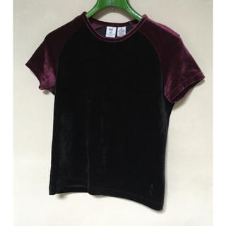 アルマーニエクスチェンジ(ARMANI EXCHANGE)のアルマーニエクスチェンジ Tシャツ カットソソー レディースM(Tシャツ(半袖/袖なし))