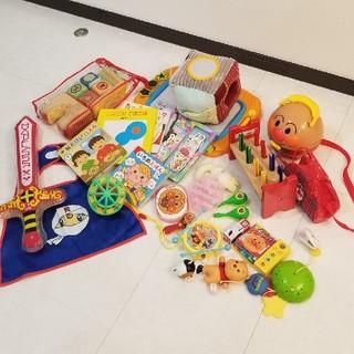 ファミリア(familiar)の玩具【0才~1才児】familiarなどなど。セット販売です。(知育玩具)