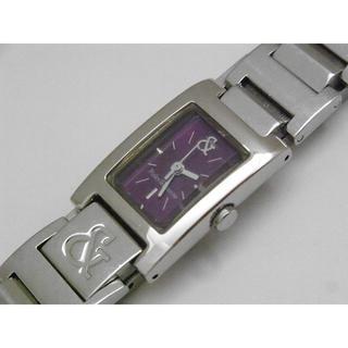 ピンキーアンドダイアン(Pinky&Dianne)のPinky & Dianne 腕時計 シルバー パープル (腕時計)