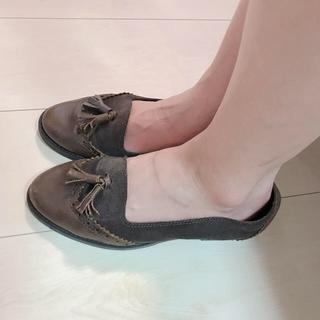 ミスティック(mystic)の靴 パンプス 臭い 匂い  フェチ 愛用 売り切り(ハイヒール/パンプス)