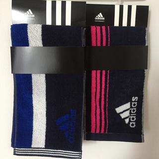 adidas - adidas アディダス マフラータオル スポーツタオル 2枚セット