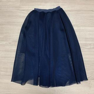 ハニーミーハニー(Honey mi Honey)のハニーミーハニー チュールスカート(ひざ丈スカート)