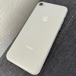 アイフォーン(iPhone)のiPhone8 White(その他)