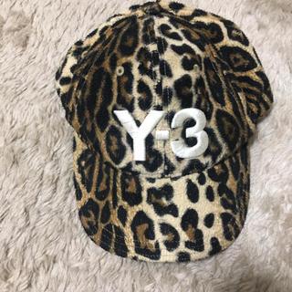 ワイスリー(Y-3)の値下げ◯Y-3 ワイスリー   キッズ レオパード ヒョウ柄 キャップ(帽子)