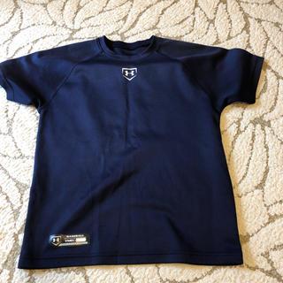アンダーアーマー(UNDER ARMOUR)の野球Tシャツ(140)(野球)