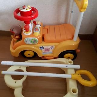アンパンマン(アンパンマン)のアンパンマン よくばりビジーカー (手押し車/カタカタ)