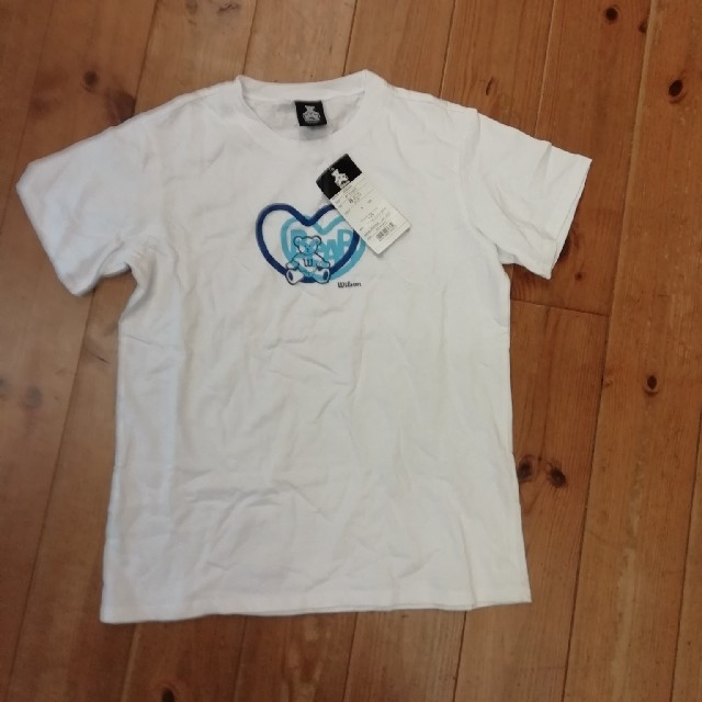 wilson(ウィルソン)のひまわり様専用 新品タグつきWilson Bear のTシャツ レディースのトップス(Tシャツ(半袖/袖なし))の商品写真