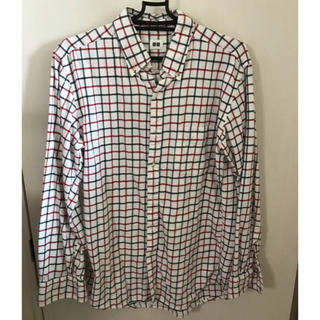 ユニクロ(UNIQLO)のギンガムチェックシャツ(シャツ)