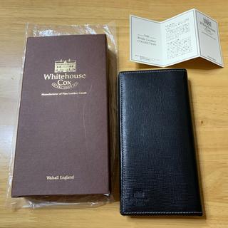 ホワイトハウスコックス(WHITEHOUSE COX)のホワイトハウスコックス ホリデーライン 長財布 ロングウォレット 正規品(長財布)