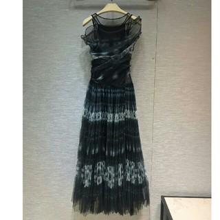 1fdfbf2a96c39 クリスチャンディオール(Christian Dior)のDiorディオール イブニングドレス ワンピース モーニング 演奏会パーティー