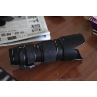 タムロン(TAMRON)のTamron 70-200mm f2.8 Macro A001 canon用(レンズ(ズーム))