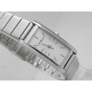フルラ(Furla)のFURLA フルラ 腕時計 3針 ホワイトダイアル (腕時計)