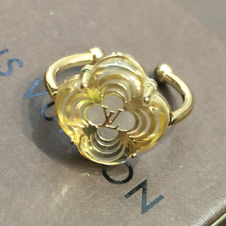 ルイヴィトン(LOUIS VUITTON)のルイヴィトンのモノグラムフラワーリング バーグアラフォリ 指輪(リング(指輪))