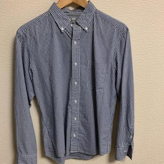 ユニクロ(UNIQLO)のUNIQLO ギンガムチェック ボタンダウンシャツ(シャツ)