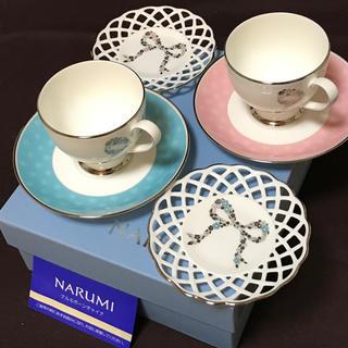 NARUMI - NARMI ナルミ 6ピース・ペアコーヒーカップセット