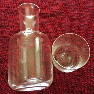 トウヨウササキガラス(東洋佐々木ガラス)の冠水セット ペアグラス SASAKI CRYSTAL(食器)