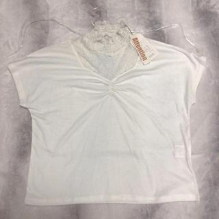 リベットアンドサージ(rivet & surge)のrivet&surge/レースTシャツ(Tシャツ(半袖/袖なし))