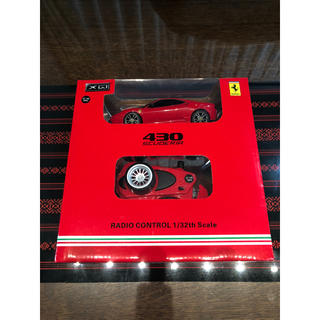 フェラーリ(Ferrari)の未開封 Ferrari/ラジコン/430SCUDERIA(ホビーラジコン)