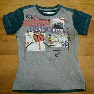デシグアル(DESIGUAL)のDESIGUAL デシグアル キッズ Tシャツ 120 くらい(Tシャツ/カットソー)
