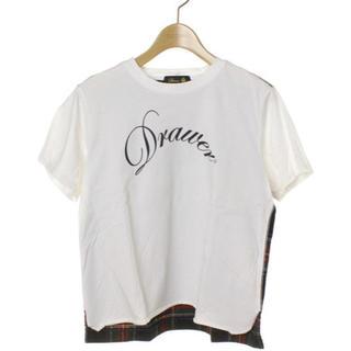 ドゥロワー(Drawer)のドゥロワー Drawer T シャツ (Tシャツ(半袖/袖なし))