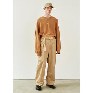 ジエダ(Jieda)のJieDa  SUPER WIDE CHINO PANTS(チノパン)