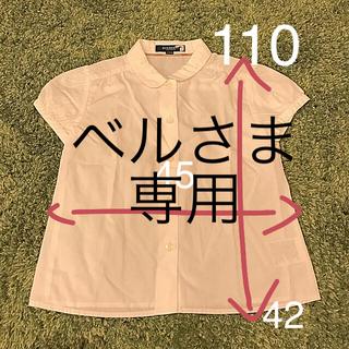 バーバリー(BURBERRY)のBurberry 半袖シャツ 110(ブラウス)