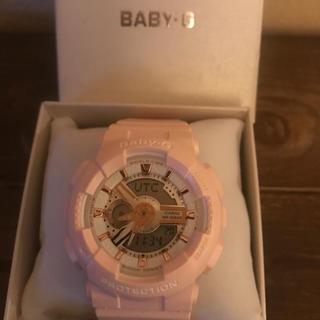 ベビージー(Baby-G)のGショック ベイビーG(腕時計(デジタル))
