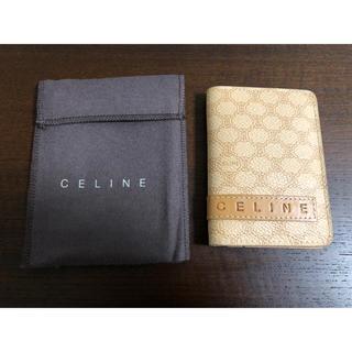 セリーヌ(celine)の【新品】CELINE カードケース(名刺入れ/定期入れ)