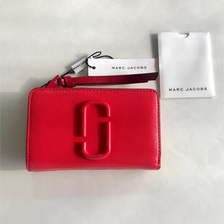 6d744431d883 マークジェイコブス(MARC JACOBS)の新品 マークジェイコブス スナップショット 折財布(財布