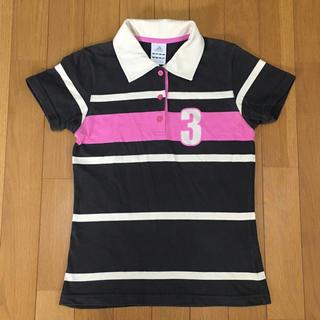 アディダス(adidas)のadidas ポロシャツ 【S】(ポロシャツ)