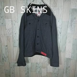 ジービー(GB)のGB SKINS ジャケット ブルゾン レッドデビル(ブルゾン)