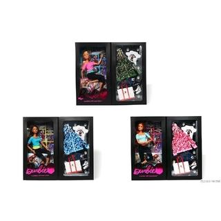 アベイシングエイプ(A BATHING APE)のBAPE Barbie 3体セット GREEN BLUE PINK 新品(その他)