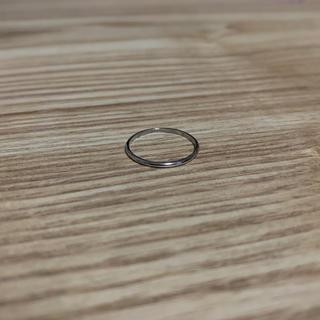 細リング(リング(指輪))