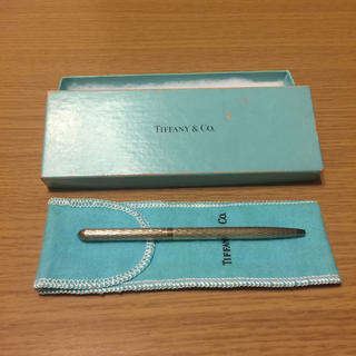 ティファニー(Tiffany & Co.)のTIFFANY ボールペン(その他)