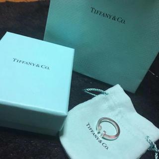 ティファニー(Tiffany & Co.)のティファニーTリング(リング(指輪))