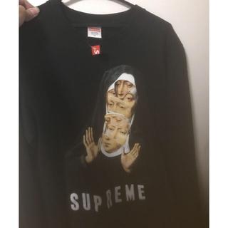 シュプリーム(Supreme)のsupreme  long tee(Tシャツ(長袖/七分))
