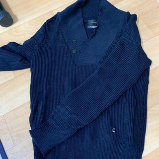 トゥモローランド(TOMORROWLAND)のトゥモローランド メンズセーター 美品!(ニット/セーター)