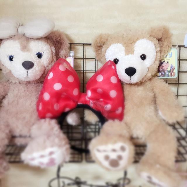 Disney(ディズニー)のダッフィー&シェリーメィ エンタメ/ホビーのおもちゃ/ぬいぐるみ(ぬいぐるみ)の商品写真