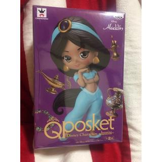 Disney - 【新品未開封】qposket ジャスミン Jasmine フィギュア