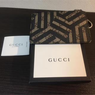 グッチ(Gucci)のグッチ ggカレイド GUCCI コインケース カード入れ キーホルダー(コインケース/小銭入れ)