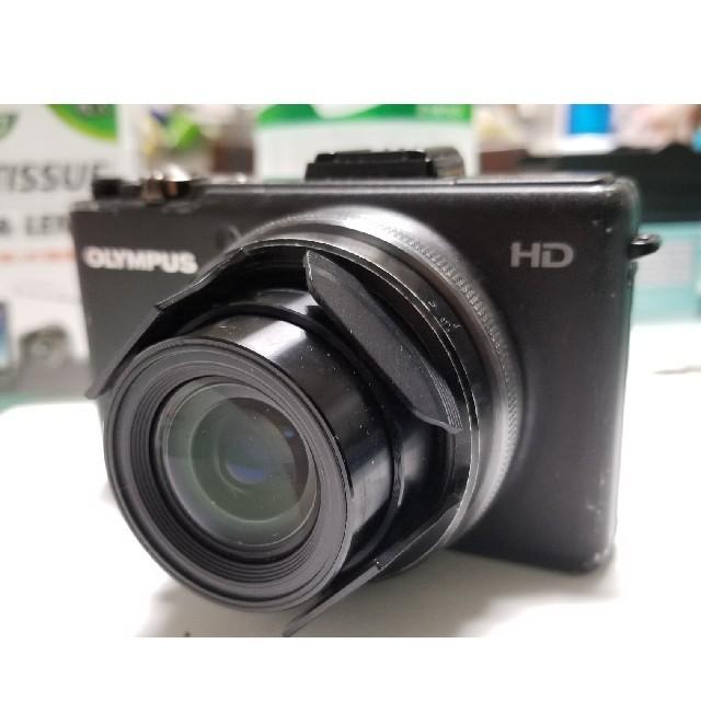 OLYMPUS(オリンパス)のOLYMPUS デジタルカメラ XZ-1 スマホ/家電/カメラのカメラ(コンパクトデジタルカメラ)の商品写真