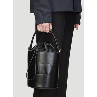 ジルサンダー(Jil Sander)の新品正規品 JIL SANDER Leather Basket Bag(ショルダーバッグ)