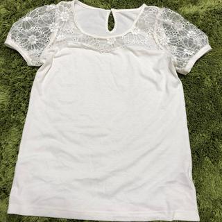 バイバイ(ByeBye)のシースルートップス(Tシャツ(半袖/袖なし))