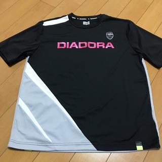 ディアドラ(DIADORA)のDIADORA スポーツシャツ(ウェア)