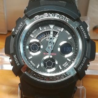 ジーショック(G-SHOCK)のCASIO G-SHOCK メタル&ブラック(腕時計(デジタル))