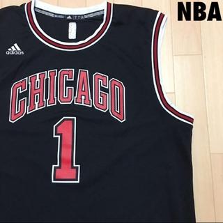 adidas - #2620 NBA BULLS ブルズ 1 ローズ ユニフォーム アディダス